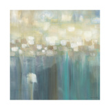 Aqua Light Giclee Print by Karen Lorena Parker
