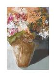 Two Dozen Blooms Giclee Print by Leslie Bernsen