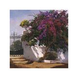Menorca Home Giclee Print by Poch Romeu