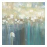 Aqua Light Giclee Print by Karen Lorena Parker