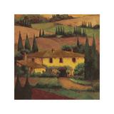 Tuscany Villa Giclee Print by Montserrat Masdeu