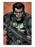Ultimate Avengers vs. New Ultimates No.3: Punisher Prints by Stephen Segovia