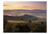 Dawn Mist Rising Posters by Michael Hudson