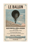 Le Ballon, Paris Prints