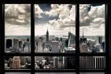 New York, vindue Posters af Steve Kelley