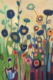 Meet Me In My Garden Dreams Pt. 1 Poster von Jennifer Lommers