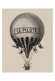Le Pilote Posters