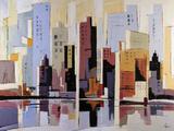 Urbania 4 Poster by Robert Seguin