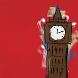 Big Ben Prints by Brian Nash