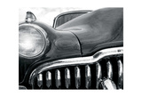 Buick Eight Art by Richard James