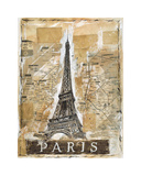 Paris Giclee Print by Marta G. Wiley