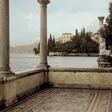 Giardino Vista Varenna Prints by Alan Blaustein