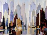 Urbania 3 Prints by Robert Seguin