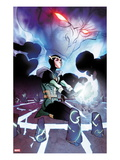Journey Into Mystery No.626.1 Cover: Loki Kneeling Prints by Pasqual Ferry