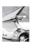 White Cadillac Affiches par Richard James