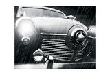 Studebaker Rain Prints by Richard James