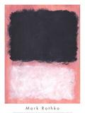 Mark Rothko - Untitled, 1967 - Reprodüksiyon
