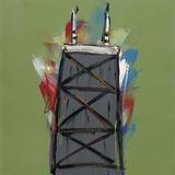 Chicago Tower Poster af Brian Nash