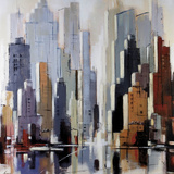 Urbania 1 Posters by Robert Seguin