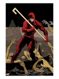 Daredevil No.9 Cover Prints by Paolo Rivera