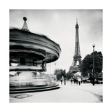 Merry Go Round, Study 1, Paris, France Psters por Marcin Stawiarz