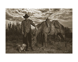 Compadres Prints by Barry Hart