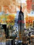 New York Edge Prints by Sven Pfrommer