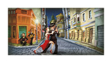 Tango Giclee Print by Adam Perez