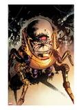 Hulk No.29: M.O.D.O.K. Crawling Print by Gabriel Hardman