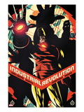 Iron Man Legacy No.9 Cover: Iron Man Posing Prints by Juan Doe