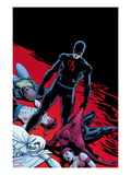 Daredevil 511 Cover: Daredevil and Spider-Man Standing Poster by John Cassaday