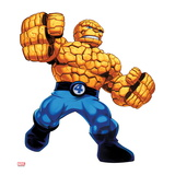 Marvel Super Hero Squad: Thing Posing Posters