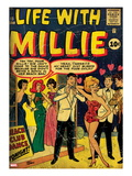 Marvel Comics Retro: Life with Millie No.13 Cover Prints