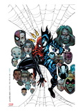 Spider-Girl: The End! 1 Cover: Spider-Girl and Mayhem Affiches par Sal Buscema