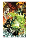 Astonishing X-Men No.49 Cover: Chimera, Harpoon, Blockbuster, and Prism Posters by Dustin Weaver