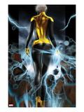 Ultimate Comics X-Men No.10 Cover: Storm Walking Affiches par Kaare Andrews