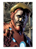Avengers: Age of Ultron 0.1: Tony Stark Prints by Bryan Hitch