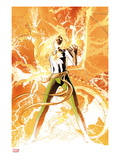 New Avengers No.25: Phoenix Poster by Mike Deodato Jr.