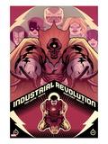 Iron Man Legacy No.7 Cover: Iron Man Kneeling Posters by Juan Doe
