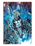 Ultimate Fallout No.2 Cover: Thor Smashing and Screaming Prints by Bryan Hitch
