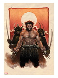 Wolverine No.301 Cover Prints by Olivier Coipel