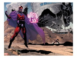 AVX: Vs 1: Magneto Prints by Adam Kubert