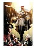 Avengers: The Childrens Crusade No.7: Von Doom and Victor Prints by Jim Cheung
