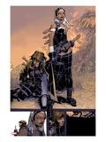 X-Men: Curse of The Mutants - Storm & Gambit No.1: Storm and Gambit Affischer av Chris Bachalo