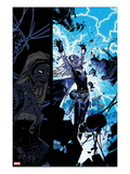 X-Men: Curse of The Mutants - Storm &amp; Gambit 1: Storm Flying Prints by Chris Bachalo