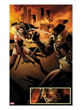 Daken: Dark Wolverine No.7: Daken and Tyger Tiger Posters by Augustin Padilla