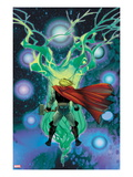 Thor No.616 Cover: Thor Standing Prints by Pasqual Ferry