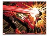Avengers No.12: Rulk Smashing Prints by John Romita Jr.