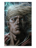Astonishing Thor No.1: Thor Posing Affiches par Mike Choi