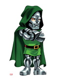 Marvel Super Hero Squad: Dr. Doom Standing Art